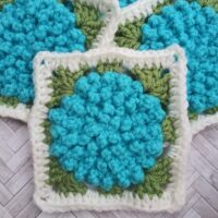 Endless Summer Afghan Square – Free Crochet Pattern