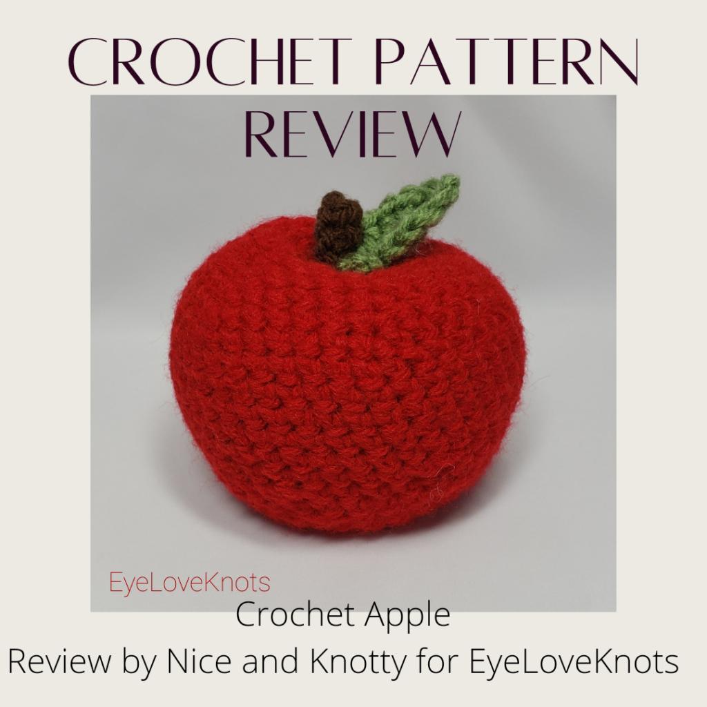 Crochet Apple Crochet Pattern Review